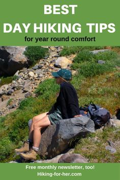 The best day hiking tips come from women who hike a lot, so trust Hiking For Her to give you detailed, easy advice for your next hike. Hiking With Kids, Hiking Tips, Camping And Hiking, Hiking Gear, Hiking Backpack, Camping Hacks, Hiking Outdoor, Winter Hiking, Backpacking Tips
