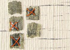 SewDanish - Scandinavian Textile Art: Fibrefusion, Contemporary Textile Art Group, at Snape Maltings April 2013!
