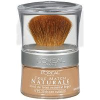 L'Oréal - True Match Naturale Powdered Mineral Foundation SPF 19 in Classic Tan #ultabeauty