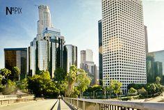 Los Angeles, California - 35mm film