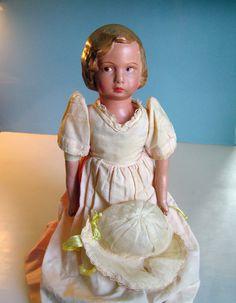 Finnish Martta doll.
