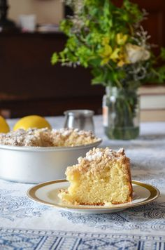 Try this Lemon Crumb Cake recipe, or contribute your own. Lemon Crumb Cake Recipe, Icing Recipe, Cake Icing, Cupcake Cakes, Cupcakes, Cake Recipes, Dessert Recipes, Desserts, Yummy Treats