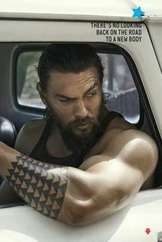 Whether it's as Aquaman in Justice League, Khal Drogo in HBO's Game of Thrones, Declan Harp in Netflix's Frontier or as the fearsomeConan The Barbarian, chances are you've been keen to steal Jason … Jason Momoa Aquaman, Gorgeous Men, Beautiful People, My Sun And Stars, Khal Drogo, Star Wars, Raining Men, Good Looking Men, Man Crush