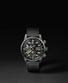 Maurice de Mauriac Zurich Watches - Chronograph Klassik