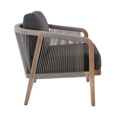 Brentwood Reclaimed Teak Relaxing Chair is rustic yet sophisticated and perfect for your office, patio or balcony. For details call 0800 111 112 now. Woven Dining Chairs, Patio Chairs, Outdoor Chairs, Arm Chairs, Accent Chairs, Rattan, Used Outdoor Furniture, Modern Furniture, Furniture Design