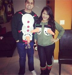 I Can't Even with These Perverted Christmas Sweaters | Ugliest ...