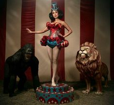 awesome circus outfit