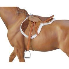Breyer Tradtional English Hunt Seat Saddle