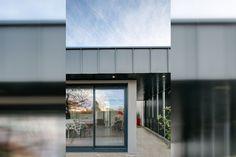 Extension Moderne Extension, Garage Doors, Windows, Outdoor Decor, Design, Home Decor, Nantes, Modern, Decoration Home