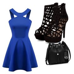 """Untitled #55"" by jadebrown1204 on Polyvore featuring MICHAEL Michael Kors"
