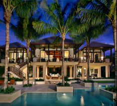 Welcome to my mansion on my own private island. ... Haha I can dream
