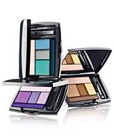 Lancome Color Design Eye Brightening All in One 5 Shadow & Liner Palette- All Collections