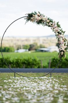 Spring Hunter Valley wedding day at Estate Tuscany included ceremony arch florals and fresh aisle of petals by Willa Floral Design, captured by Michael Delore Photography. #weddingarch #weddings2021 #ceremonyflowers #blushandwhiteflowers #huntervalleyweddings Sarah Mitchell, Wedding Couples, Wedding Day, Hunter Valley Wedding, Ceremony Arch, Tuscany, Floral Wedding, Florals, Floral Design