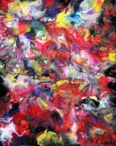 "Afterglow by Eric Siebenthal | $250 | 16""w 20""h | Original Art | https://www.arttwo50.com/buy/art/afterglow"