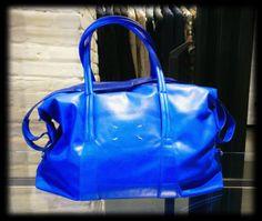 Maison Martin Margiela #bag #blu #accessories #SpringSummer #FolliFollie #collection