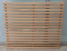 Maak een eiken radiatorombouw | Stappenplan Diy Radiator Cover, Diy Door, Wood Art, Diy Furniture, Home Accessories, Divider, Projects To Try, Curtains, Interior