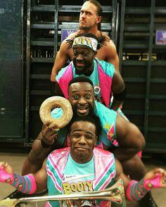 | Big Cass with Kofi Kingston, Big E, and Xavier Woods | New Day |