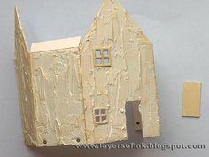 DIY Tutorial - Construct an Art House - Start to Finish Instructions