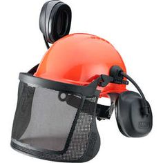hree-rib design raintrough safety cap made of high-density polyethylene. Adjustable suspension fits sizes to Elvex® earmuffs offer.
