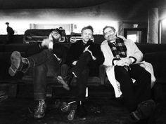 Die Herren Cannone, Hollenstein & Wempe a/k/a die 3 Zombies, Palace SG.