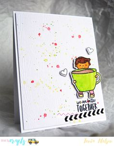 Jazzy Paper Designs: We Are Better Together