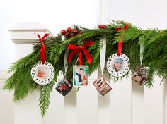 Make one for every member of the family. These personalized ornaments are sure to be a big hit. We have a style to fit every personality - choose from metal, ceramic, wood and pewter | Shutterfly.com