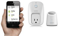 6. Belkin Wemo | Top 10 Gadgets for the home