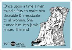 Outlander... Jamie Fraser...