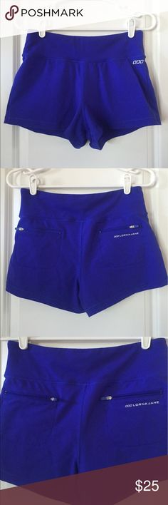 1b5b108bb6 Lorna Jane Active Shorts size S Excellent used condition Lorna Jane Active  shorts in blue.