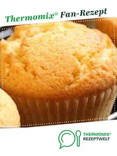 Schmandmuffins - schön saftig von Sanny90. Ein Thermomix ® Rezept aus der Kategorie Backen süß auf www.rezeptwelt.de, der Thermomix ® Community.