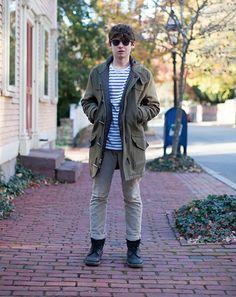 Street Style: Providence, RI