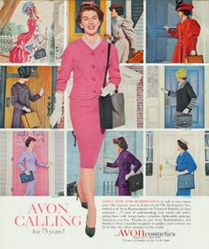 Avon Calling! Avon has come a long way in 125 years!!! Shop now at WWW.youravon.com/ shaunaolivera