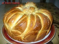 Xmas Food, Christmas Baking, Christmas Time, Brunch Recipes, Bread Recipes, Bread Cake, Sweet Bread, Doughnuts, Tasty