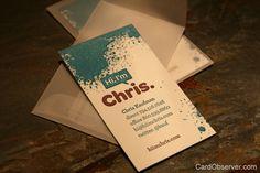 Chris Kaufman Biz Card