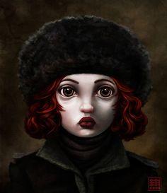Character Illustrations by Eduardo Berazaluce