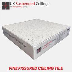 Fine Fissured Ceiling Tile   UK Suspended Ceilings   Office Ceiling Tile Ceiling Tiles, Ceiling Design, Tiles Uk, Office Ceiling, Office Lobby, Sound Absorption, Grid Layouts, Lobbies, Ceilings