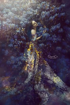 Photographer: Original Cin Photography Model: Anna Psy Muah: Carly Heemstra Dress: Прокат Платьев от Helena Lee  Colab with Art Photo Projects