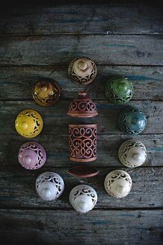 Aromalampa Ecru Pocket Watch, Ornament, Bracelets, Silver, Handmade, Accessories, Jewelry, Lilac, Decoration