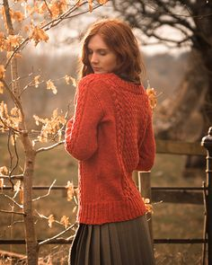 Ravelry: Beckside pattern by Linda Marveng