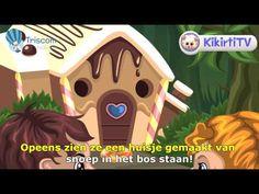 Hans en Grietje, verhaaltje voor de kleintjes - YouTube
