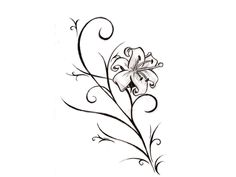 Flower tattoos  Free Tattoo Ideas  Tatuajes  Pinterest