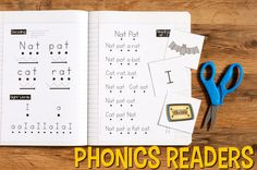 Phonics Passages by Word Family – What I Have Learned