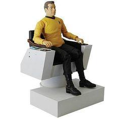 Star Trek: The Original Series Captain Kirk in Chair