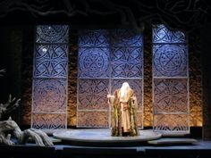 Camelot. stage design. play. theater. set design