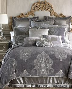 Waterford Bedding, Kinsale Collection - Designer Comforters - Bed & Bath - Macy's