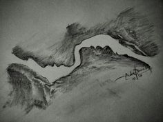 U ll love it if u understand it!!! Illustration sketch, deep thoughts, sketch, artwork, illusion sketch