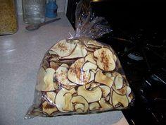 Hickery Holler Farm: Apple Chips