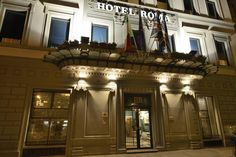 Boutique Hotels — Hotel Roma Florence - Italy Hotel Roma, Boutique Hotels, Florence Italy