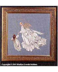 Everything Cross Stitch - Angel Of Mercy I have stitched this and it is lovely!