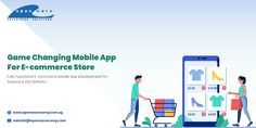 E-commerce App Development Company in Singapore by martinroyfaris on DeviantArt Mobile App Development Companies, Mobile Application Development, Game Change, Customer Engagement, Ecommerce Solutions, Android Apps, Singapore, Cross Stitch, Deviantart